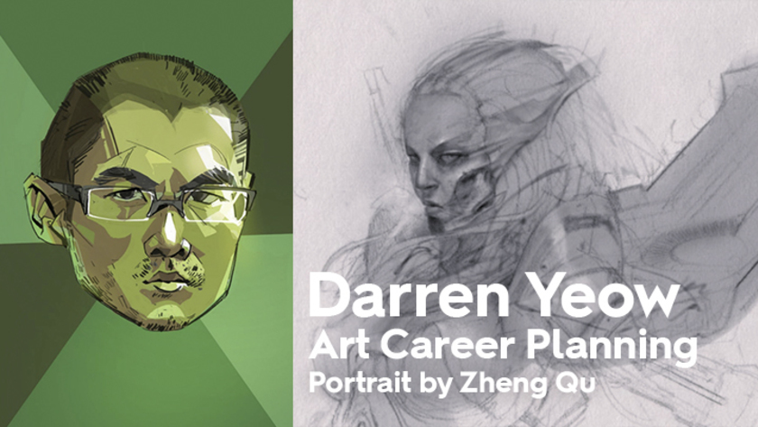 Art Career Planning by Darren Yeow