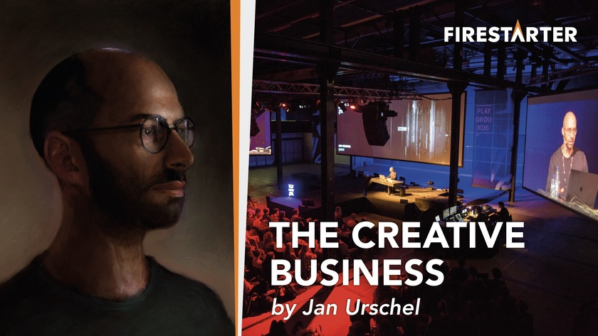 The Creative Business by Jan Urschel