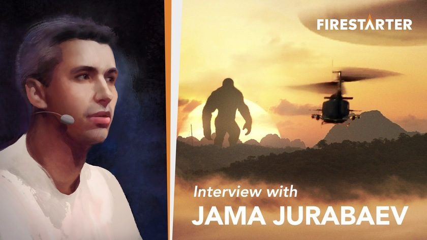 Interview: Jama Jurabaev
